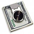 Steinhausen Stylish Silver Time N Money Clip