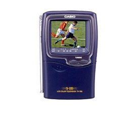 "Casio TV-980 2.2"" TI-STN LCD Hand Held Color TV"