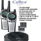 Cobra PR4700-2WXVP Radio Value Pack