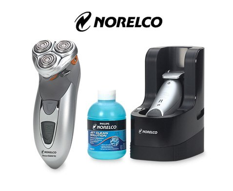 Norelco 9170XLCC SmartTouch-XL Jet Clean Mens Shaving System