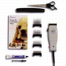 Oster Professional Pet Clipper Kit with Instructional Video