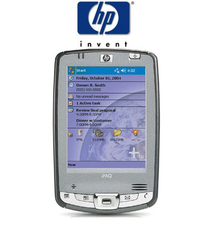 HP iPAQ HX2415 Wireless Color Pocket PC PDA