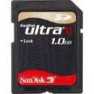 Sandisk 1 GB Ultra II Secure Digital SD Memory Card