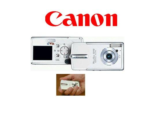 Canon Powershot SD10 - Ultra Slim 4.0 MegaPixels Digital Camera with 5.7 Digital Zoom