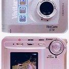 "Vivitar VIVICAM-3750 3.2 Megapixel Pocket Size Digital Camera with 1.5"" LCD Screen"