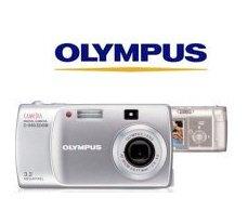 Olympus D540 3.2 Megapixel Digital Zoom Camera