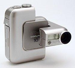 Nikon Coolpix SQ Slim 3.0 MegaPixels Digital Camera w/ 3x Optical Zoom