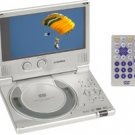 "Audiovox D-1710 7"" Inch TFT/LCD Widescreen Portable Dvd Player"
