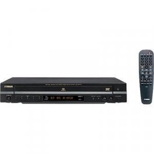 Yamaha DVC6760 Progressive Scan DVD, SACD Changer
