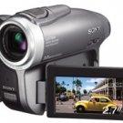 Sony DCR-DVD703E DVD PAL CAMCORDER, 10X/120X CARL ZEISS LENS, 3.3 MEGA PIXEL CCD, 5.1CH RECORDING