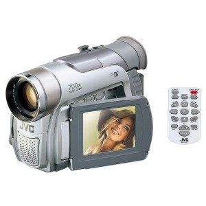 JVC Cybercam GR-D70 Mini DV Digital Camcorder