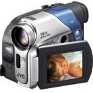 JVC GR-D33 Mini DV Camcorder, 16x Optical-700x Digital Zoom
