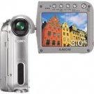Sony DCR-PC55 MiniDV Digital Camcorder Silver
