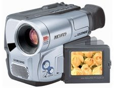 Samsung SC-L901 Hi8 Camcorder With 22x Optical Zoom