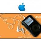 xSkn Ipod Protective Case  (Asphalt)