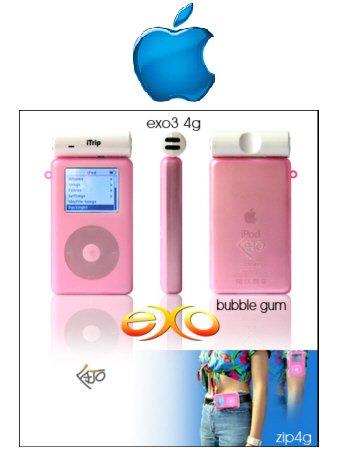 Exo Ipod Mini Case (Bubble Gum)