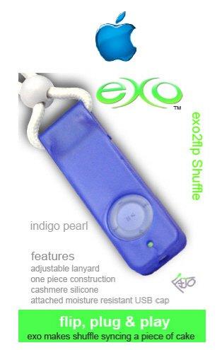 "Exo ""Electra Glow in the Dark"" iPod Shuffle Case"