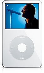 Apple iPod Video 30 GB - 7500 Songs in Your Pocket