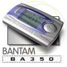 Bantam Interactive BA350 128MB Portable MP3 Player
