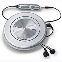 Panasonic SL-CT520 Portable CD Player with MP3 Capability and Remote Control