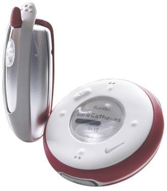 Philips Nike PSA260 256MB Digital Audio Player