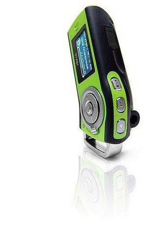 iRiver T10 - 1GB MP3 Player with FM Tuner and Voice Recorder