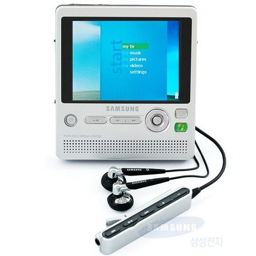 Samsung Color Screen 20GB Portable Media MP3 Center