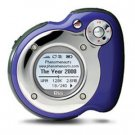 Rio Forge Sport MP3 Player 512MB Memory, USB 2.0, 36+ hours, SD/MMC Slot, FM Tuner/Recorder