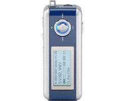 Samsung YP-MT6X Yepp 512MB Portable Compact Digital Music MP3 Player