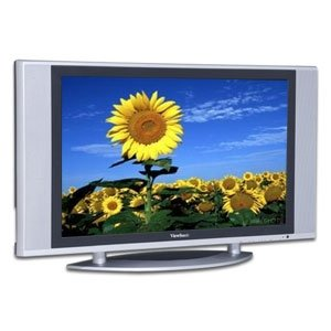 """Viewsonic N3000W 30"""" Inch HDTV Widescreen LCD TV with Speakers"""