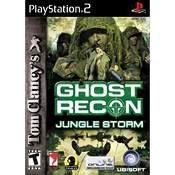 UBI SOFT Ghost Recon: Jungle Storm PS2