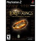 The Lord of the Rings: The Fellowship of the Ring PS2