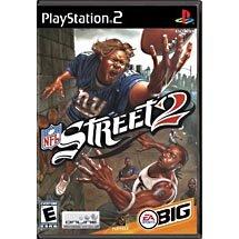 NFL STREET 2 PS2