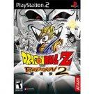 DRAGONBALL Z: BUDOKAI 2  PS2