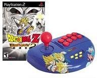 Dragonball Z Arcade Stick & Dragonball Z Game Gift Set