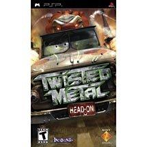 Twisted Metal: Head On PSP