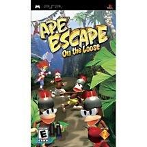 Ape Escape: On the Loose PSP