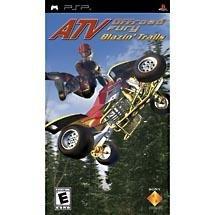 ATV Offroad Fury: Blazin Trails PSP