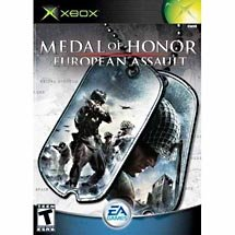 Medal of Honor: European Assault Xbox