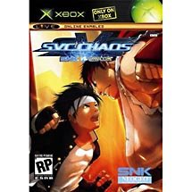 SNK vs Capcom: SVC Chaos Xbox