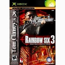 Tom Clancys Rainbow Six 3 with Headset