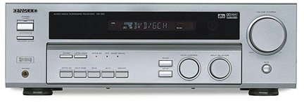 Kenwood VR-705 - 500 Watts Home Theater Receiver Audio/Video Component