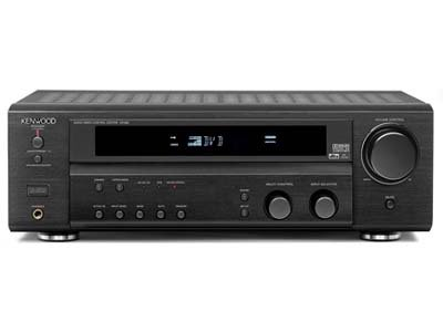 Kenwood VR-806 - 600 Watts Home Theater Receiver Audio/Video Component