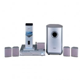 Samsung HT-DB390 - 400 Watt 6 Speakers Wireless Home Theater System