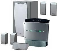 JVC THV70  Free Style Slim Home Theater System