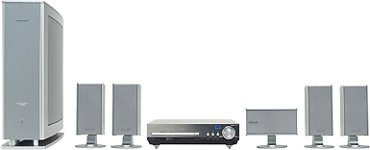 Panasonic SC-MT1 Progressive Scan Micro DVD Home Theater System