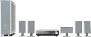 Panasonic SC-MT1 Progressive Scan Micro DVD Home Theater System