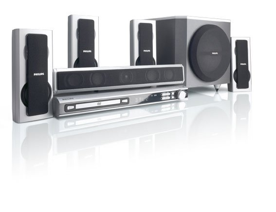 Philips MX6050 - 500 Watts Progressive Scan Home Entertainment System