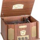 Teac GF-188 Nostalgia Turntable AM-FM System Radio
