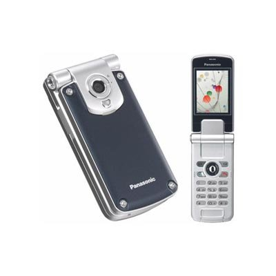 Panasonic EB-MX6 Cellular Mobile Phone (Unlocked)